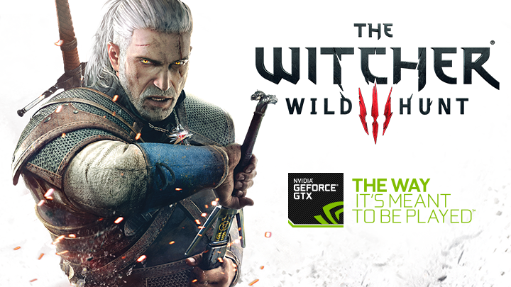 Announcing The Witcher 3: Wild Hunt + NVIDIA bundle - CD