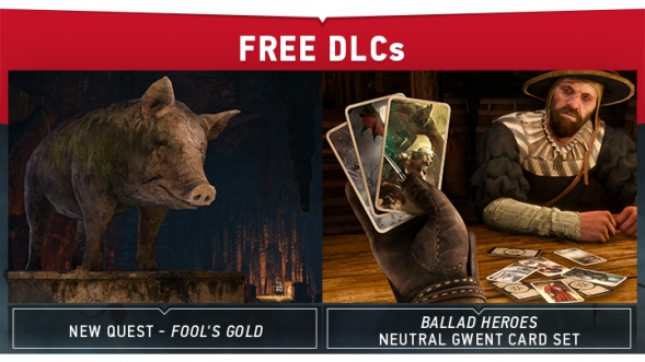 Download all released Free DLCs for The Witcher 3: Wild Hunt