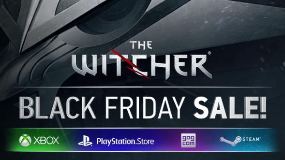 The Witcher 3 Wild Hunt Black Friday Sale Cd Projekt Red