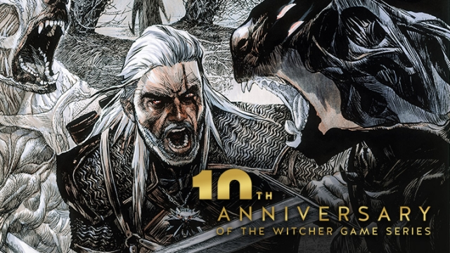 10th anniversary of the Witcher series - Q&A session with