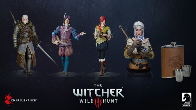 New Dark Horse figures are here! - CD PROJEKT RED