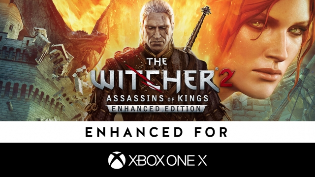 The Witcher 2 is now enhanced for Xbox One X! - CD PROJEKT RED