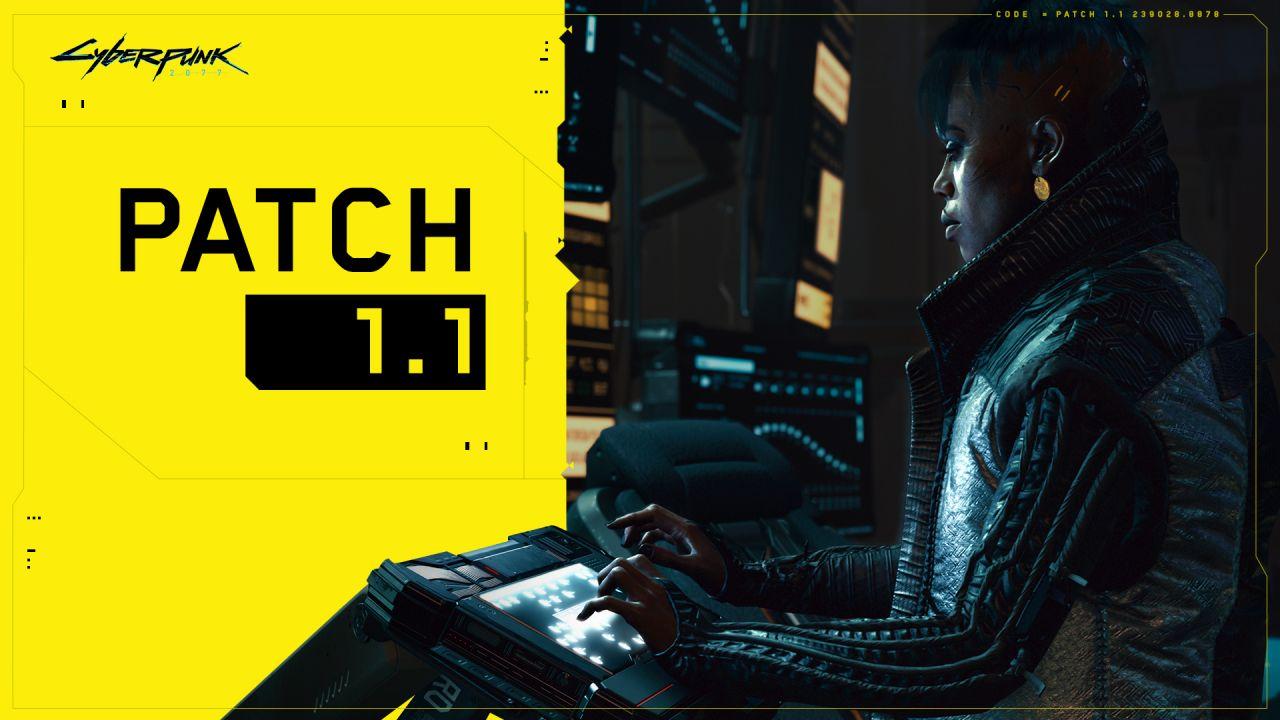 Вышел патч, исправляющий критические ошибки в Cyberpunk 2077