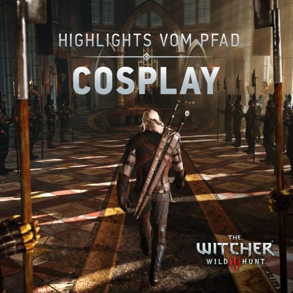 Highlights vom Pfad: Cosplay
