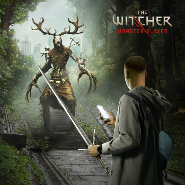 The Witcher: Monster Slayer is out!