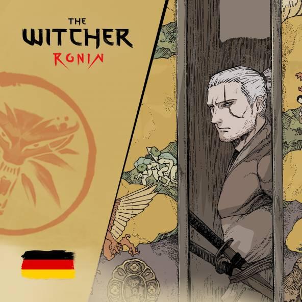 The Witcher Ronin — auch auf Deutsch erhältlich!