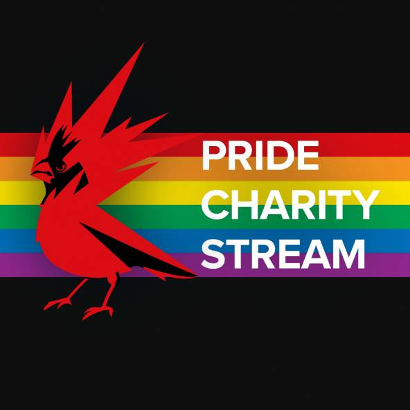 Pride Month charity stream is coming!