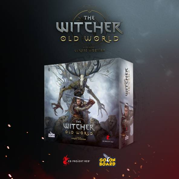 The Witcher: Old World board game announced!