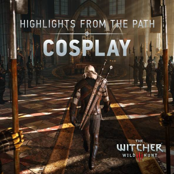 Highlights from the Path: Cosplay