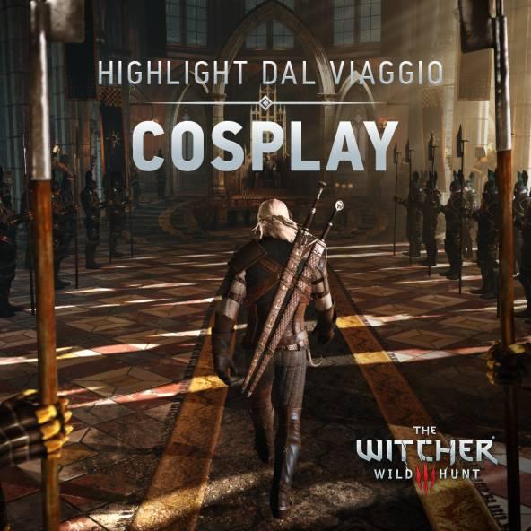 Highlight dal Viaggio: Cosplay