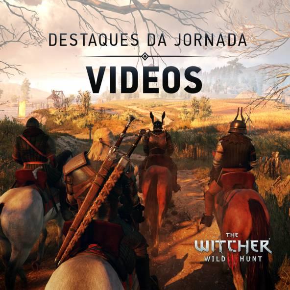 Destaques da Jornada: Vídeos