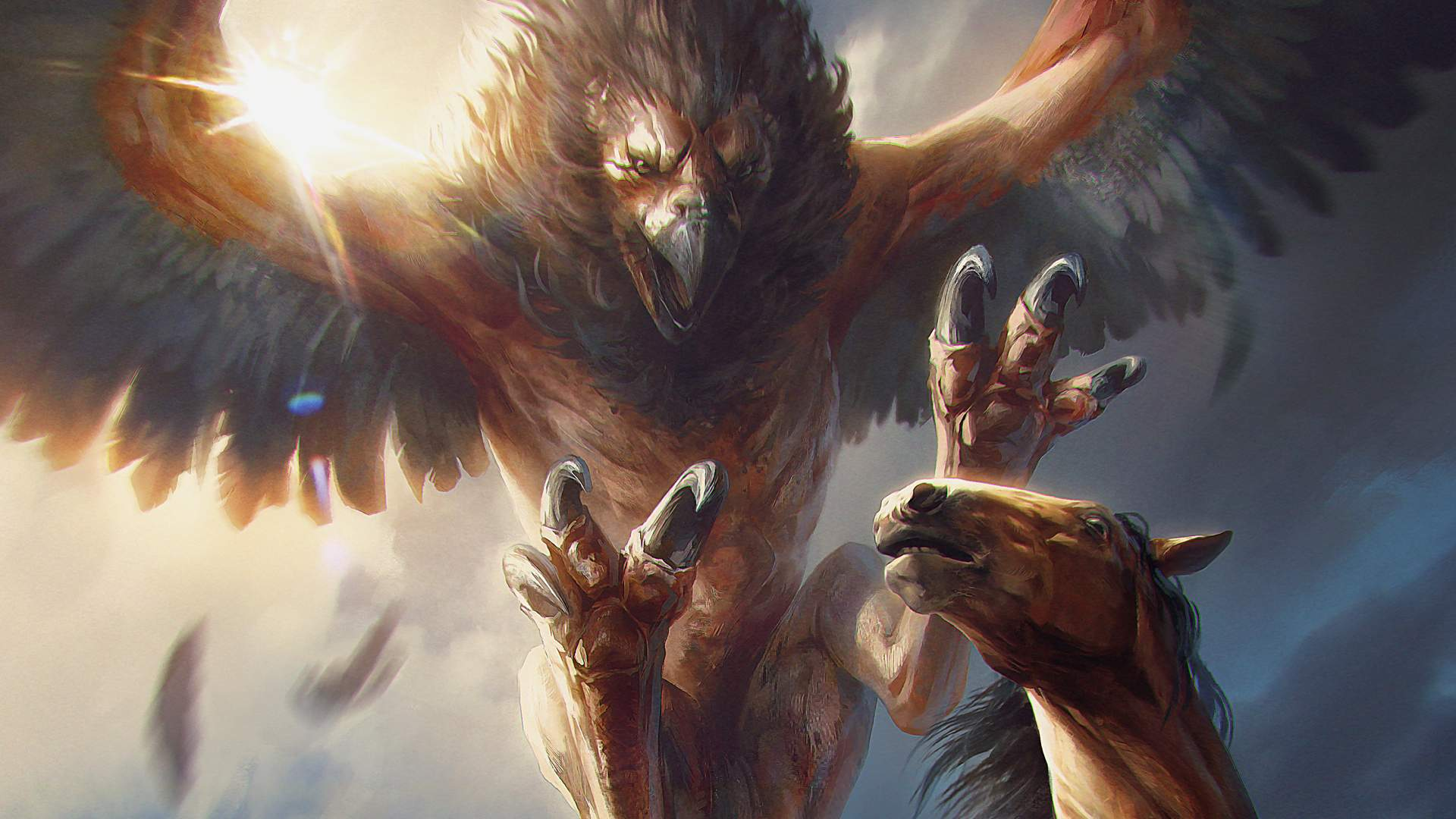 Special Arena: Season of the Griffin - GWENT: The Witcher Card ...