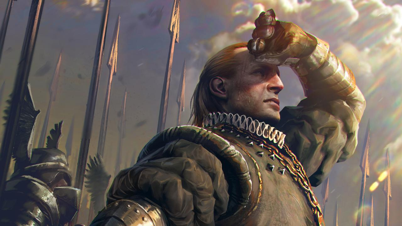 Nilfgaard Update Is Live Gwent The Witcher Card Game