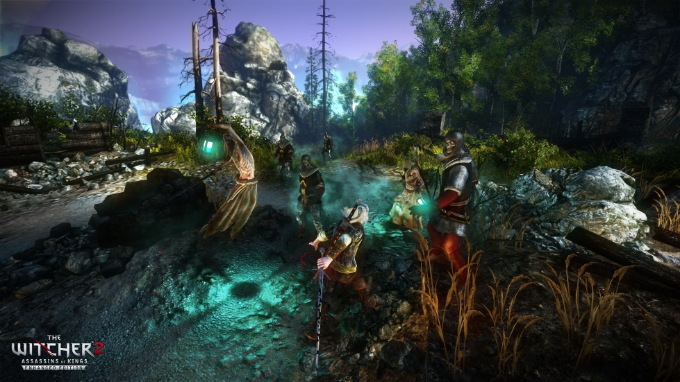 The Witcher 2 Assassins Of Kings Official Website
