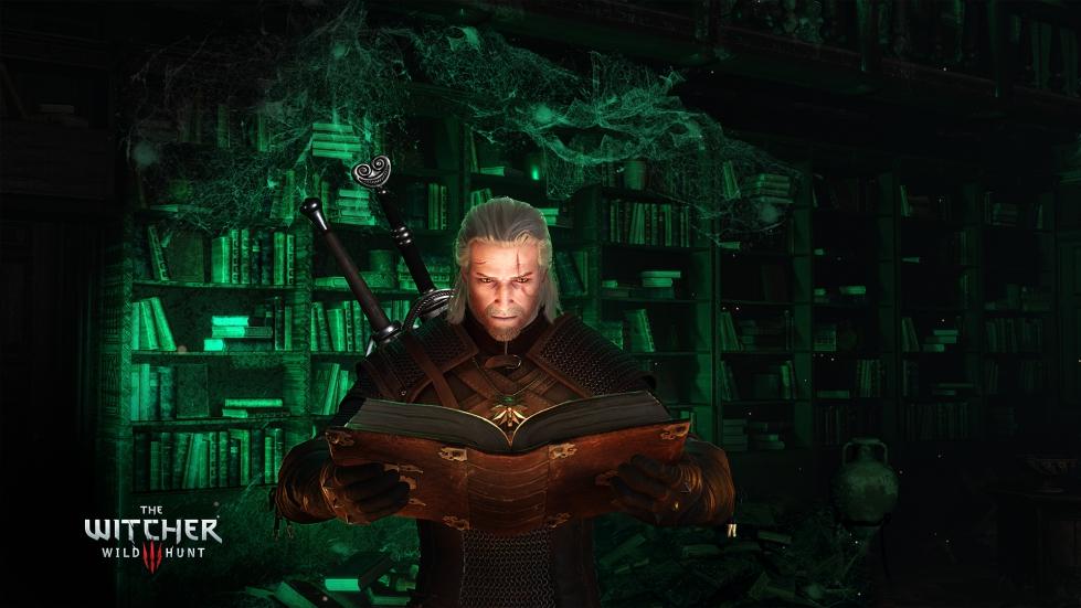 Witcher 3 wallpaper - Geralt
