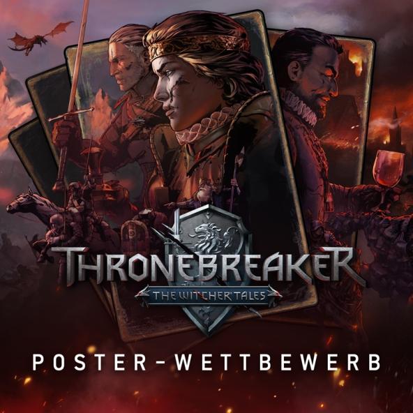Nehme am Thronebreaker Poster-Wettbewerb teil!