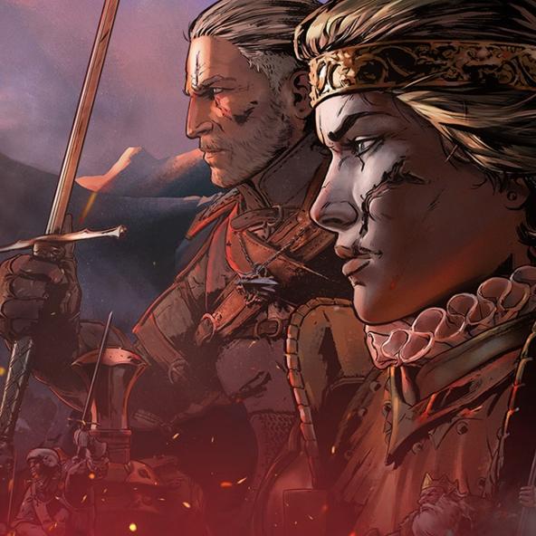 Lerne die Charaktere aus Thronebreaker kennen!