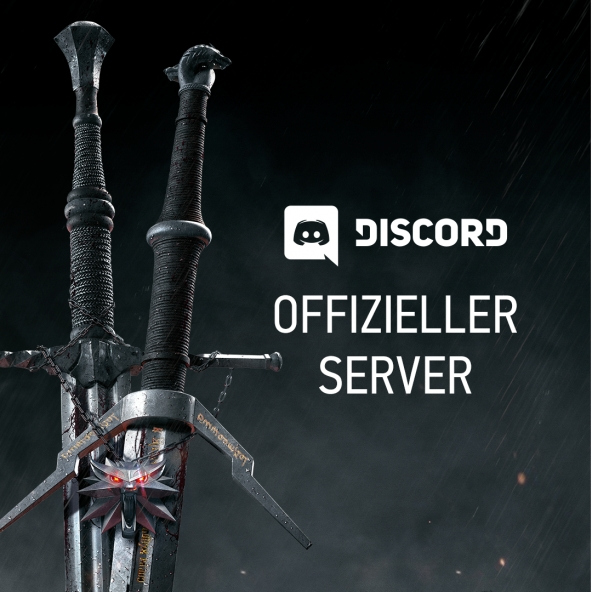 Offizieller Discord-Server für The Witcher