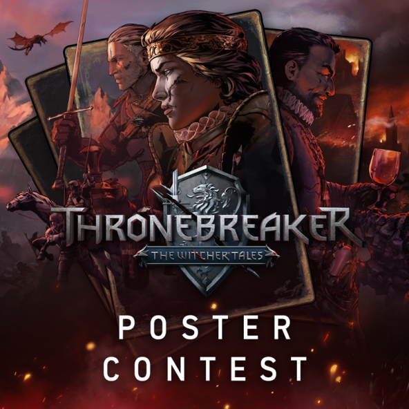 Join the Thronebreaker Poster Contest!