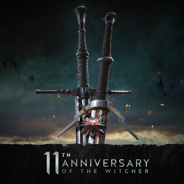 Celebrate the 11th anniversary of The Witcher with us!