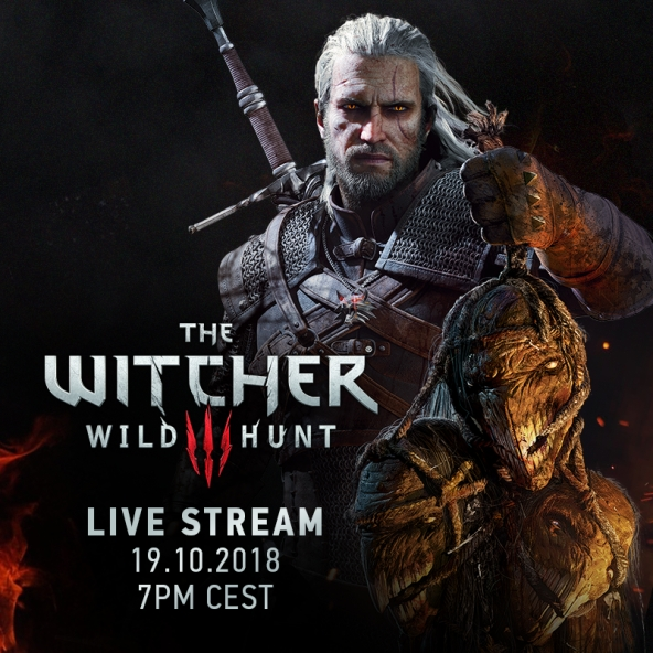 Reminiscing The Witcher 3 — stream with developers (19.10.2018)