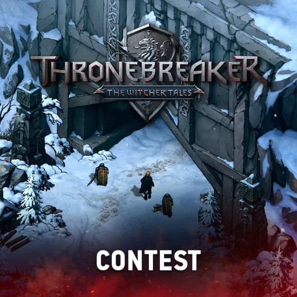 Thronebreaker Holiday Contest!