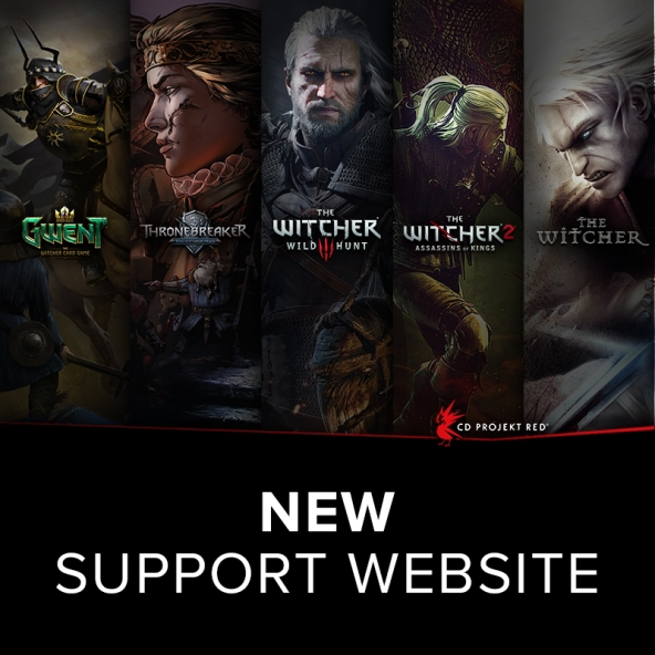 New Support website is now live!