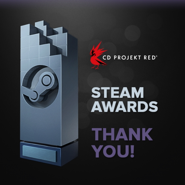 Steam Awards — thank you!