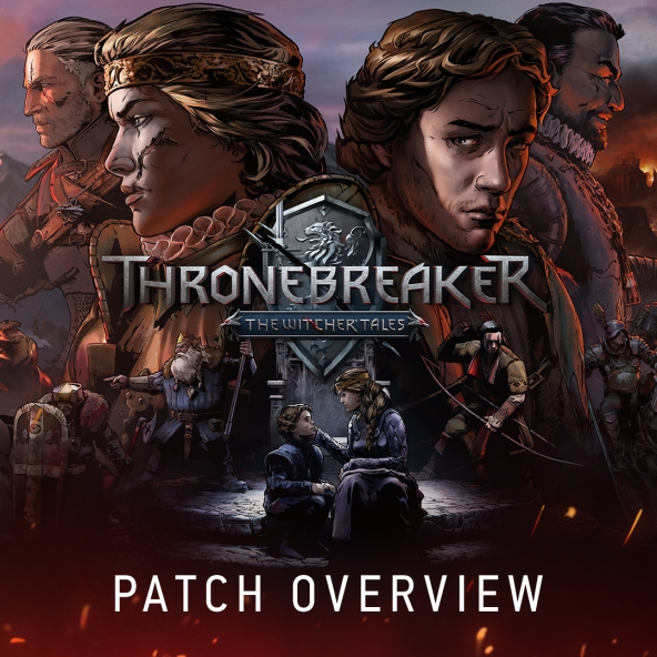 Thronebreaker Update 1.1 – Patch Notes