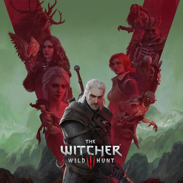 5th anniversary of The Witcher 3: Wild Hunt!
