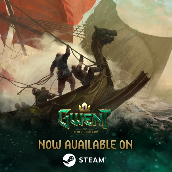 GWENT: The Witcher Card Game on Steam!