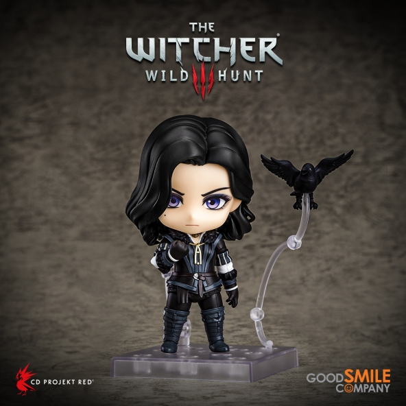 Yennefer of Vengerberg joins the Nendoroids!