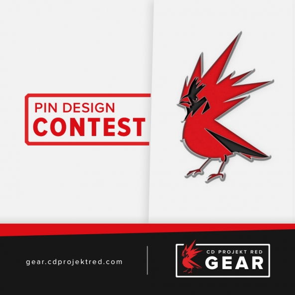 Announcing the #CDPRGEAR contest!