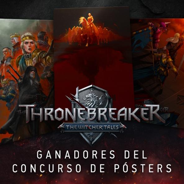 ¡Ya tenemos a los ganadores del concurso de pósters!