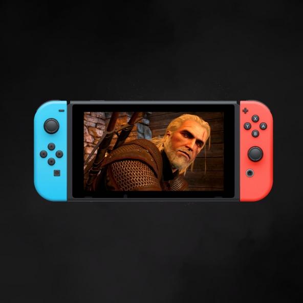 ¡The Witcher 3 para Switch llegará el 15 de octubre de 2019!