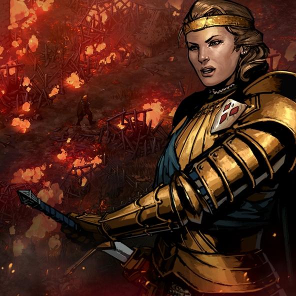 37 minutes de gameplay de Thronebreaker: The Witcher Tales