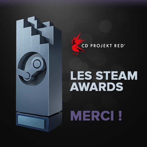 Steam awards : MERCI !