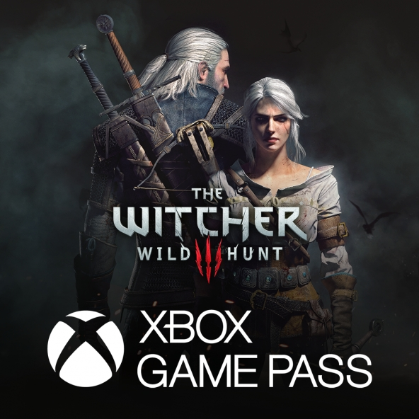 The Witcher 3: Wild Hunt débarque sur le Xbox Game Pass !