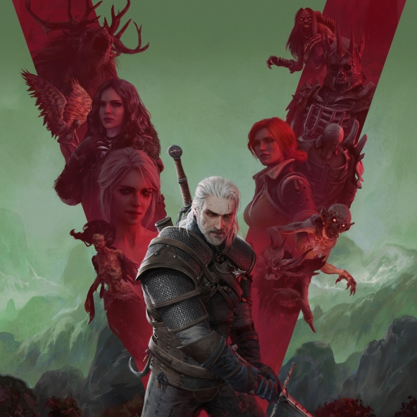 5ème anniversaire de The Witcher 3: Wild Hunt !