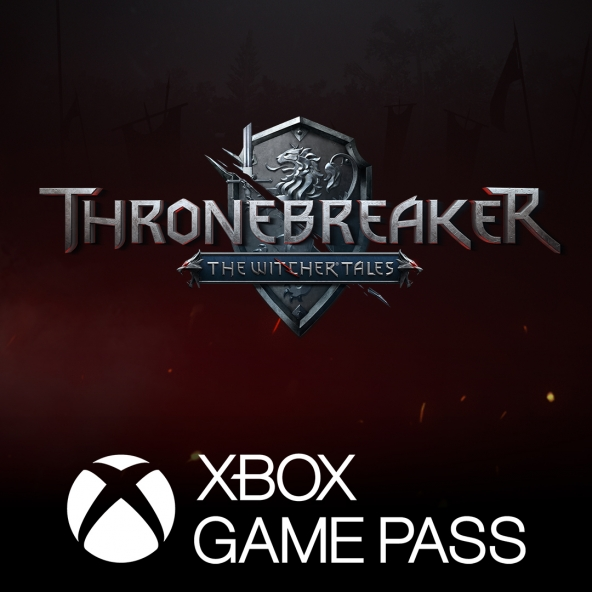 Thronebreaker: The Witcher Tales arrive sur le Xbox Game Pass !