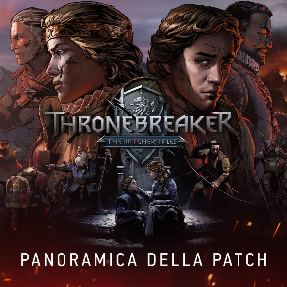 Thronebreaker - Note Patch 1.01