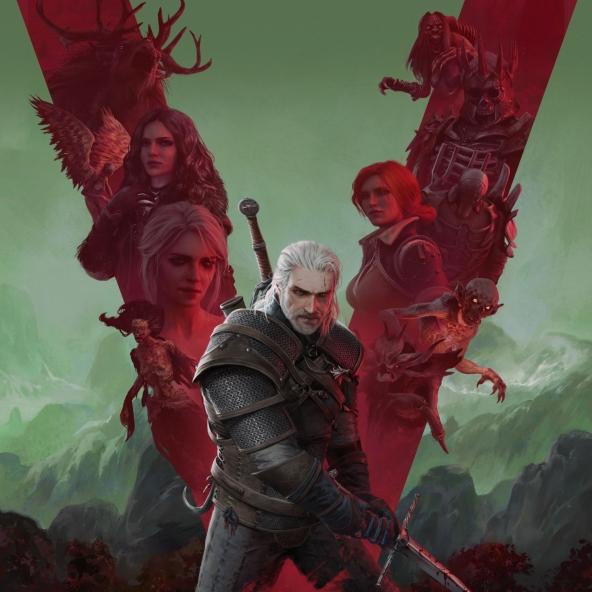 Quinto anniversario di The Witcher 3: Wild Hunt!