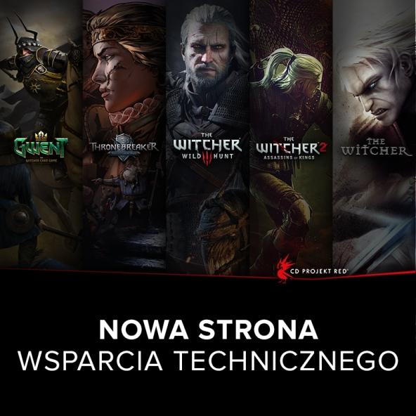Nowa strona Wsparcia Technicznego!