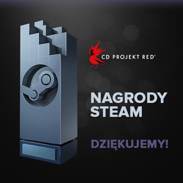 Nagrody Steam — dziękujemy!