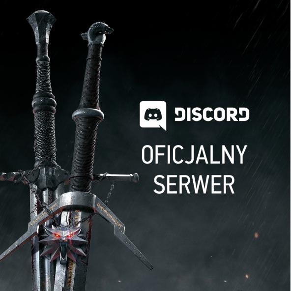 Oficjalny wiedźmiński serwer na Discordzie!