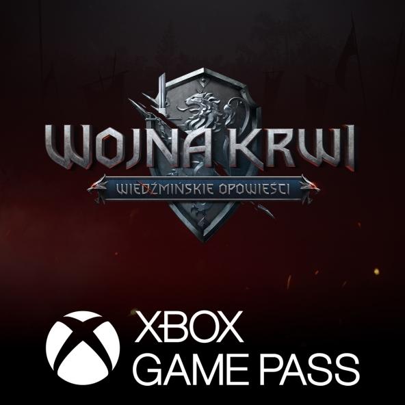 Wojna Krwi: Wiedźmińskie Opowieści wkrótce w Xbox Game Pass!