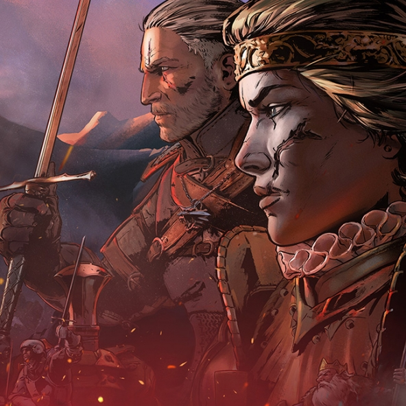 Conheça os personagens de Thronebreaker: The Witcher Tales!