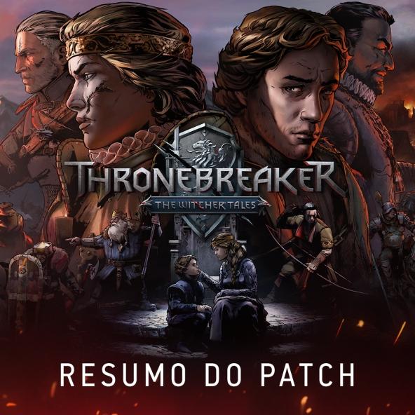 Atualização para Thronebreaker versão 1.02