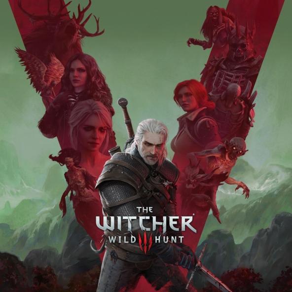 5º aniversário de The Witcher 3: Wild Hunt!