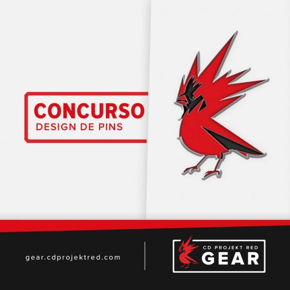 Anunciamos o concurso #CDPRGEAR!